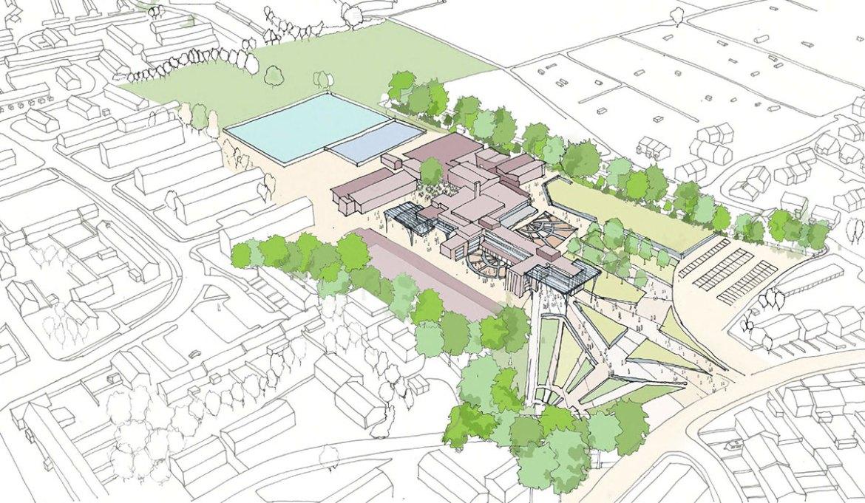 St Mark's School Design