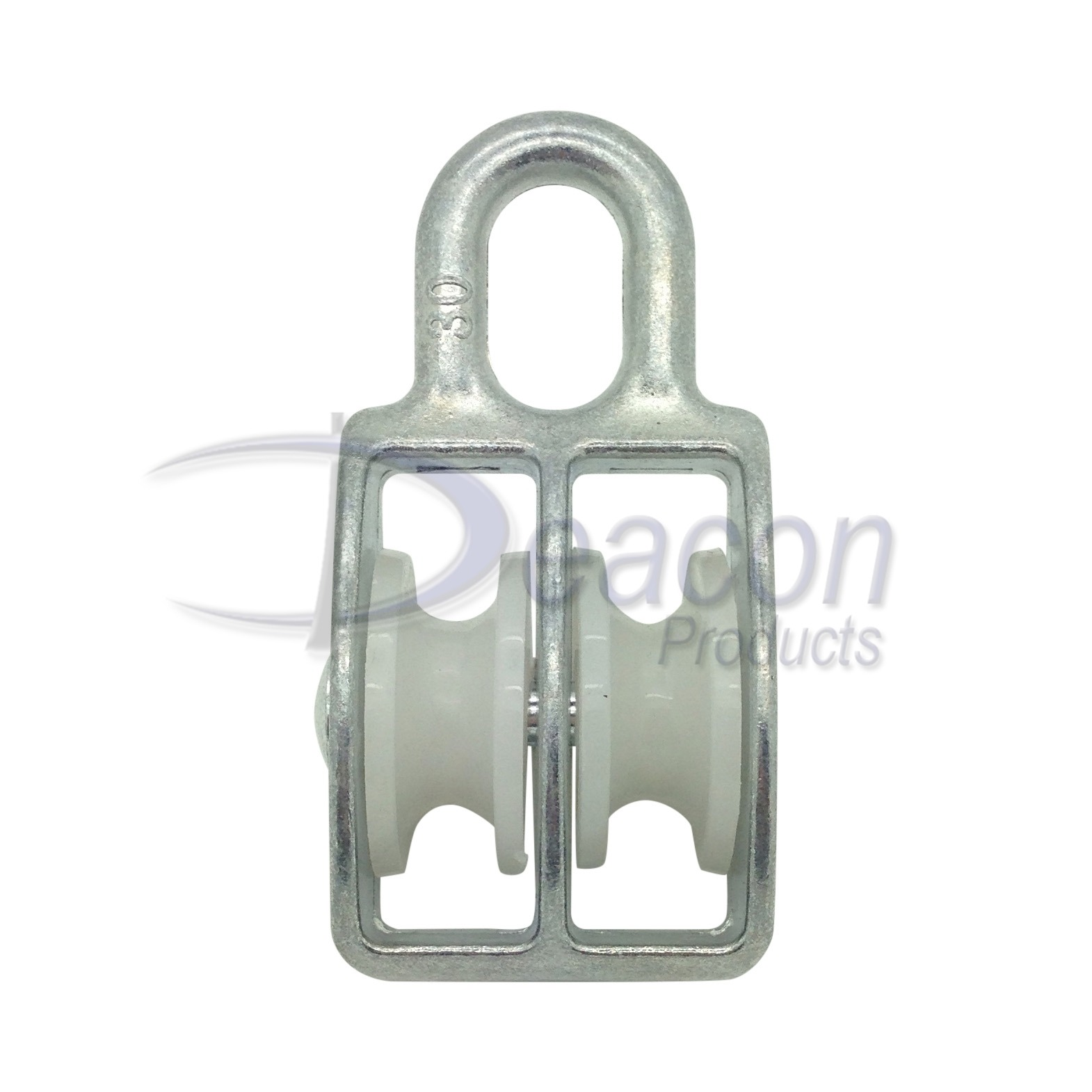 zinc-plated-double-awning-pulley-nylon-wheel