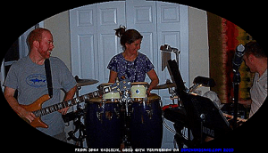 Larry, Katy, Paul - John K Band
