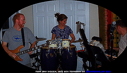 Larry Joselof, Katy Gaughan, & Paul Grepps - John k Band
