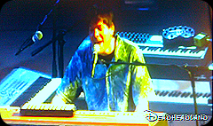 Kyle Holingsworth - String Cheese Incident - Red Rocks