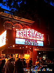 Furthur at the Sherman, Stroudsburg _A