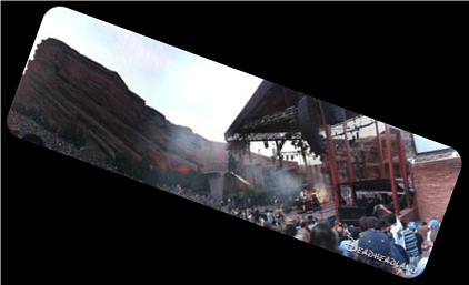 String Cheese Incident - Red Rocks -