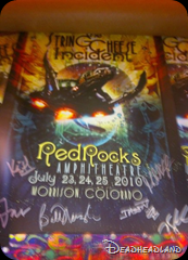 Piece of Mine - String Cheese Incident - Red Rocks 7/25/2010