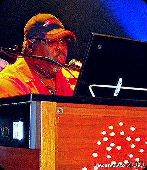 MELVIN SEALS  - by luvbrent for Deadheadland