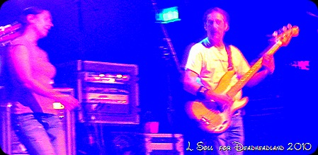 Going Back in Time with Dark Star Orchestra, 11-26-10, The Regency Ballroom, San Francisco, CA