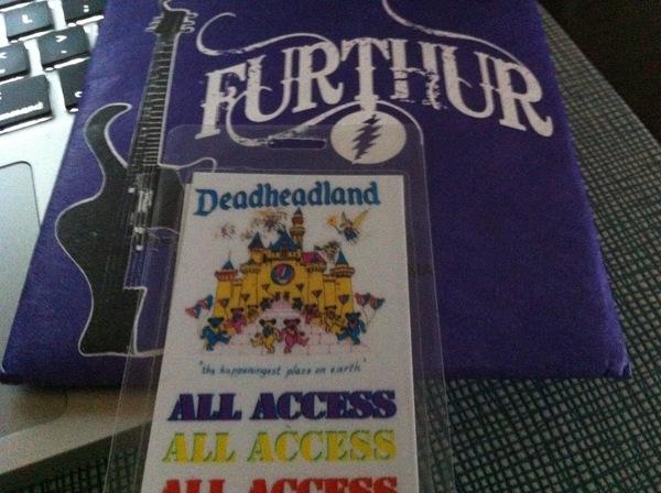 Furthur Setlist Madison Square Garden, New York, NY November 21, 2010