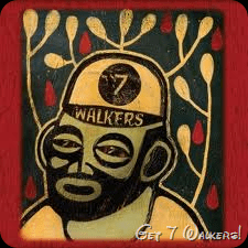 7 Walkers - the new CD - available NOW!