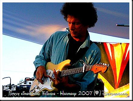 Steve Kimock and Friends - Harmony 2007 (?) Deadheadland