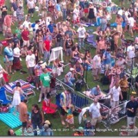 Furthur–Setlist–July 19, 2011, Saratoga Performing Arts Center (SPAC), Saratoga Springs NY