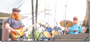 Reed Mathis & Bill Kreutzmann - The Rhythm Devils - Gathering of the Vibes 2011