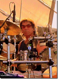 Mickey Hart - The Rhythm Devils - Gathering of the Vibes 2011