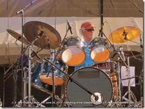 Bill Kreutzmann - The Rhythm Devils - Gathering of the Vibes 2011