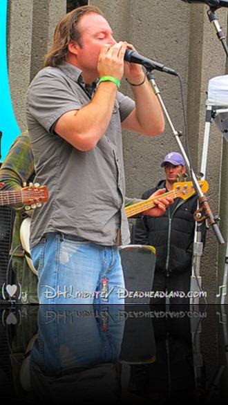 Jeff Ballard  - The Fall Risk - Jerry Day 2011