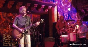 Bob Weir Reed mathis and Mickey Hart with 7 Walkers