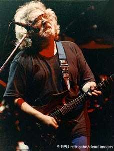 Grateful Dead - Jerry Garcia February 19 1991 Oakland CA #12499