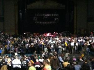 Before the show. #furthurband @deadheadland