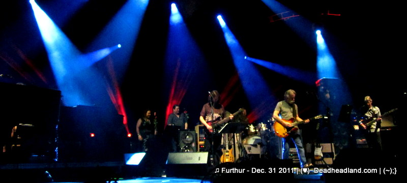Furthur New Years 2011/2012  | photo by happycat! for DeadHeadLand.com