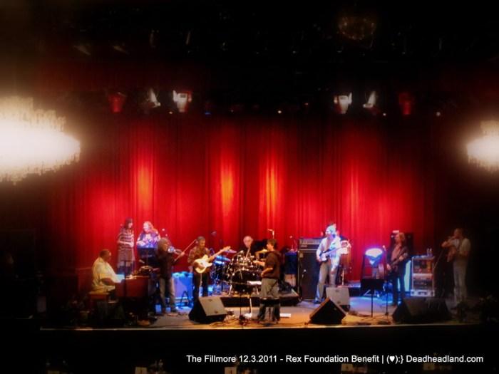 The Everyone Orchestra - Soundcheck 12.3.2011