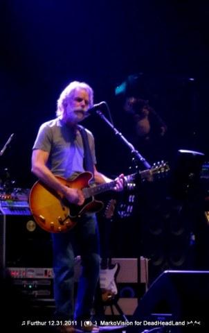 Bob Weir Furthur NYE 2011 > 2012 | (♥);} MarkoVision for DeadHeadLand