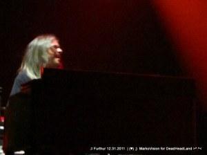 Jeff Chementi - Furthur NYE 2011 > 2012   (♥);} MarkoVision for DeadHeadLand