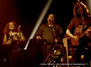 Sunshine Becker, Jeff Pehrson - Furthur NYE 2011 > 2012 | (♥);} MarkoVision for DeadHeadLand