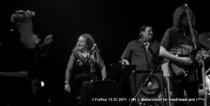 Sunshine Becker, Jeff Pehrson - Furthur NYE 2011 > 2012 | (♥);} MarkoVision for DeadHeadLand