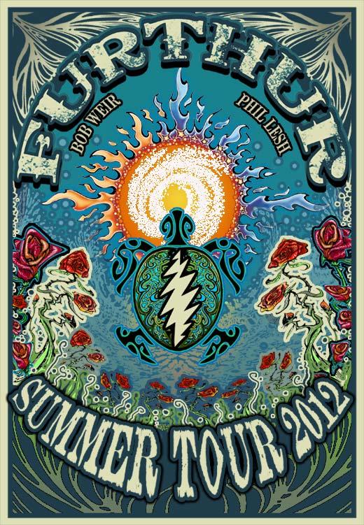 Grateful Dead Summer Tour