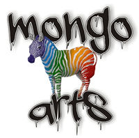 Mongo Arts - Taking t-shirts Furthur