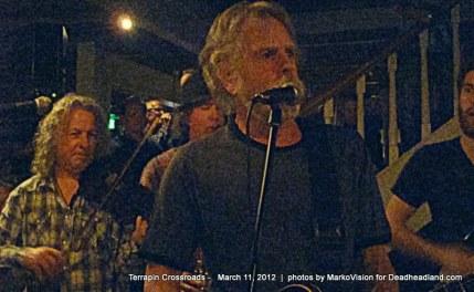 Tim Carbone, Bob Weir - Phil and Friends - Terrapin Crossroads 3.11.2012