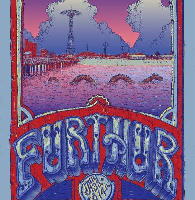 SETLIST: Furthur, MCU Park, Coney Island, Brooklyn New York, July 14 2012