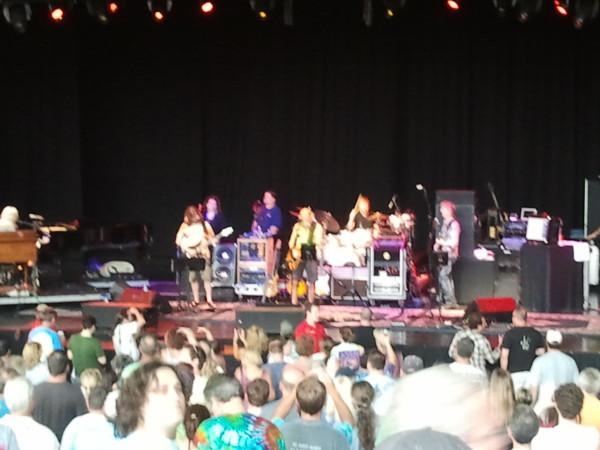 SETLIST: Furthur, Rochester Michigan, Wednesday July 18, 2012 (Summer Tour Closer)