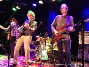 Stu Allen, Bob Weir, Phil Lesh, Sweetwater - Tommy O. Benefit 9.17.2012