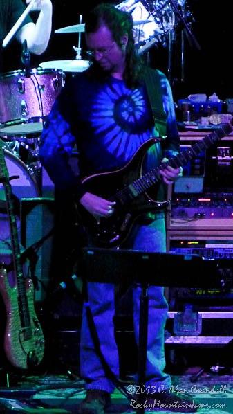 Furthur at Ogden Theatre, 2.21.2013  Photos provided by C. Alan Crandall - RockyMountainJams.com