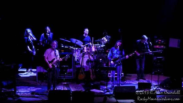 Furthur ©2013 C. Alan Crandall - RockyMountainJams.com  (13)