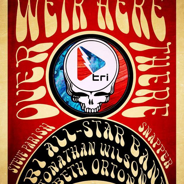 Weir back!   Weir Here… Over There!  Bob Weir at Terrapin Crossroads June 12th
