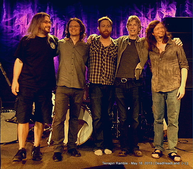 Setlist: Luther Dickinson join's Phil Lesh May Madness Ramble at Terrapin Crossroads, Saturday May 18, 2013