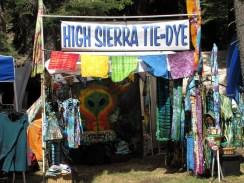 Tie dye vending