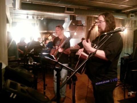 Rob Barraco and Jeff Mattson, Terrapin Crossroads Bar Show