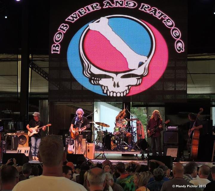 SUMMER TOUR 2014:  Bob Weir and RatDog start off at Mountain Jam and continue ALL SUMMER LONG!
