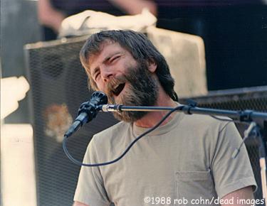 Brent Mydland - Robbi Cohn - www.deadimages.com