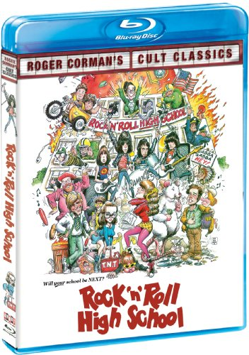 DEADHEADLAND 4:20 Feature – Rock and Roll High School – featuring The Ramones, and happycat!