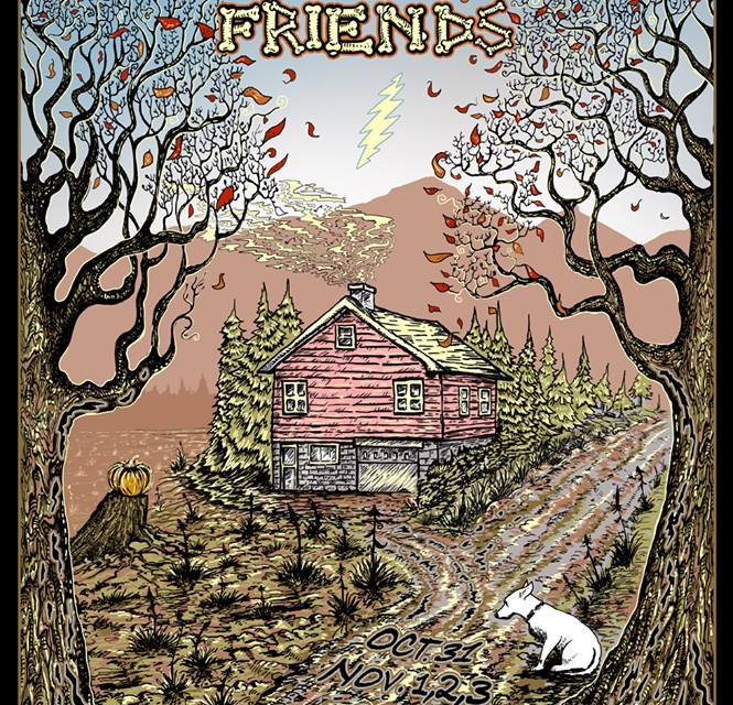 Phil Lesh and Friend Album Themes Decoded? (Pronounced 'Lĕh-'nérd 'Skin-'nérd)