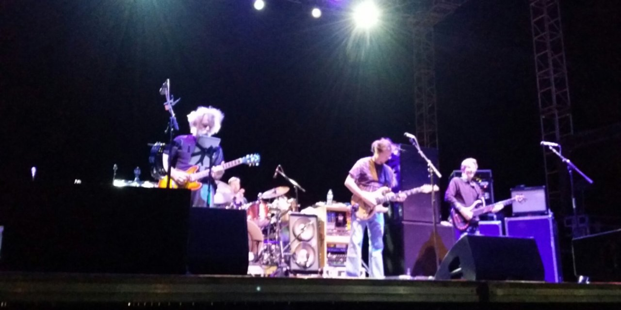 SETLIST: Furthur | Paradise Waits | Hard Rock, Riviera Maya,  Mexico | Monday January 20, 2014