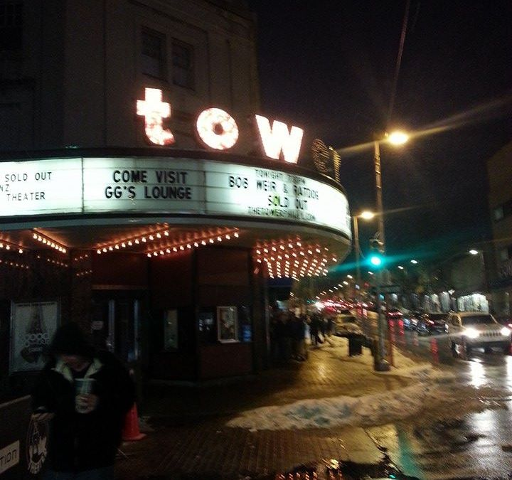 SETLIST: RATDOG  Tower Theater  Philadelphia, PA. , Saturday February 15th 2014