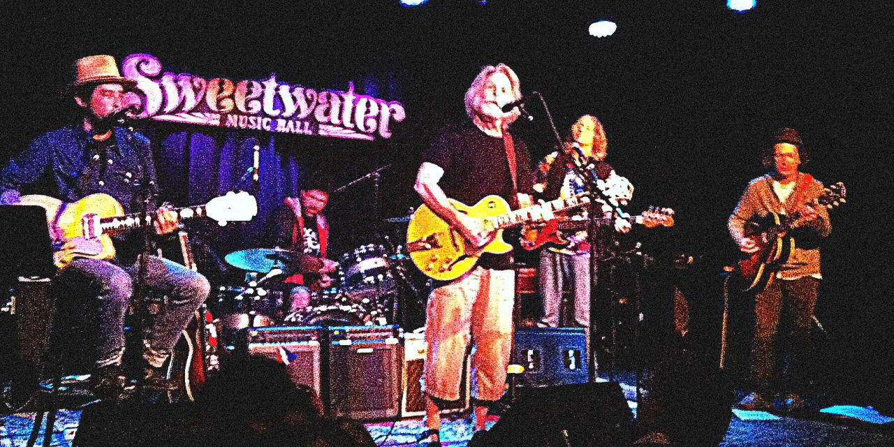 SETLIST: Bob Weir, Jackie Greene, Steve Kimock – Benefit for Ring School | Saturday March 29, 2014 ~ Sweetwater || (~);}
