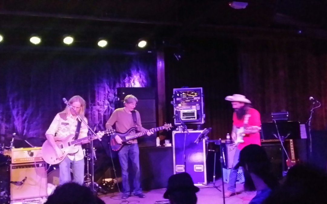 SETLIST: Phil Lesh & The Terrapin All Stars The Grate Room Terrapin Crossroads San Rafael, CA Fri. Mar. 14, 2014