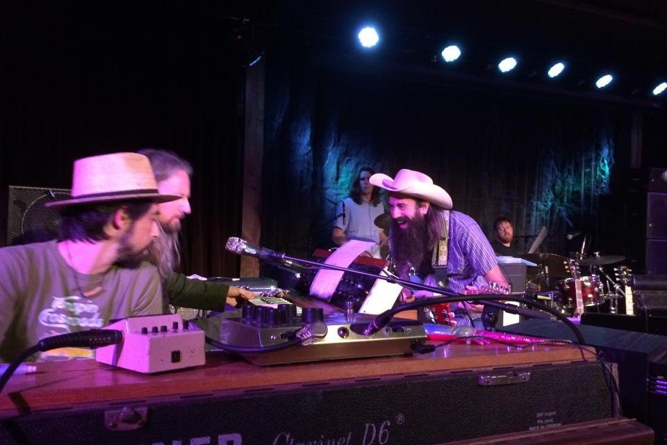 Anders Osborne too ill to finish set with Phil – SETLIST:  Phil Lesh & Friends The Grate Room Terrapin Crossroads San Rafael, CA Thur. Mar. 13, 2014