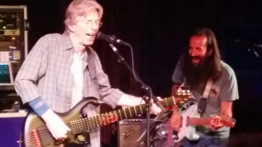 SETLIST: Phil Lesh & Friends Sat. May 24, 2014 The Grate Room Terrapin Crossroads San Rafael, CA