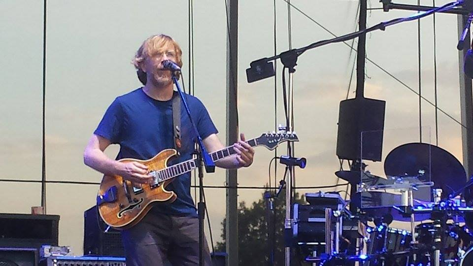 Pictures and SETLIST: Phish  Fri, Jul 11, 2014 Randall's Island, New York, NY |  °º·∙